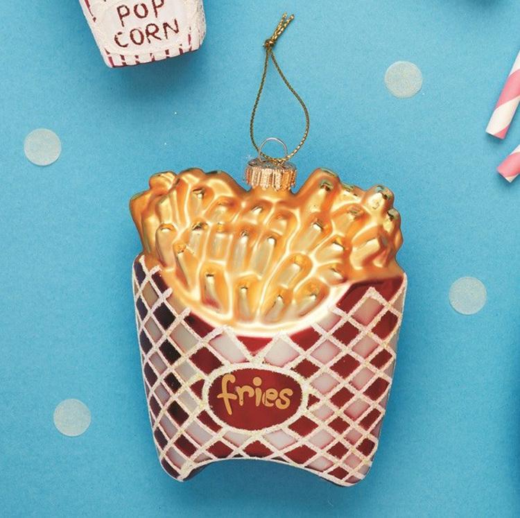 Julgranskula - French Fries