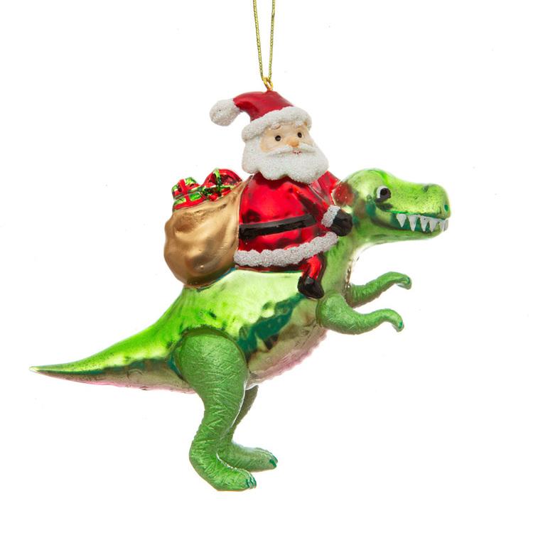 Julgranskula - Dinosaurie