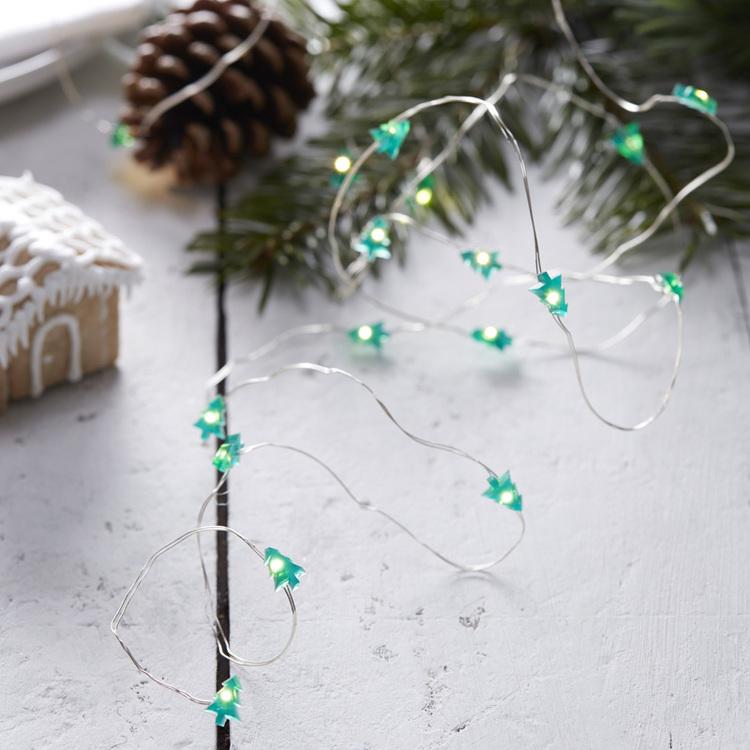 Ljusslinga Led - Julgranar