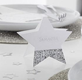Placeringskort - Star