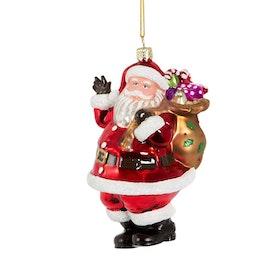 Julgranskula - Santa