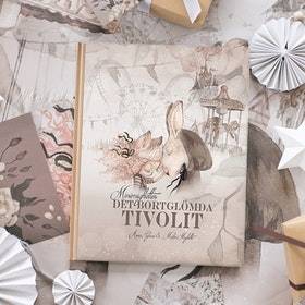 Bok Minimighettos; Det Bortglömda Tivolit -  Mrs Mighetto