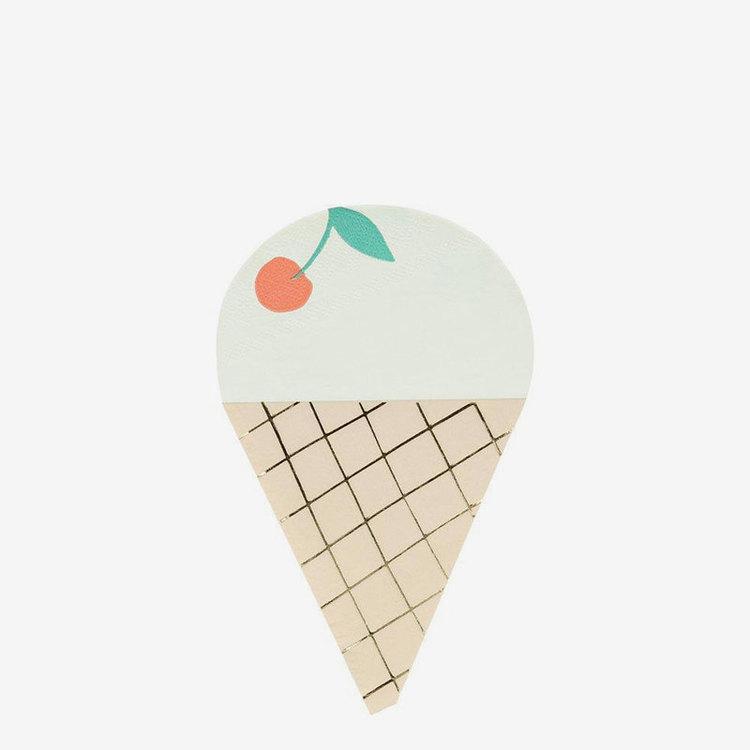 Servetter - Ice Cream