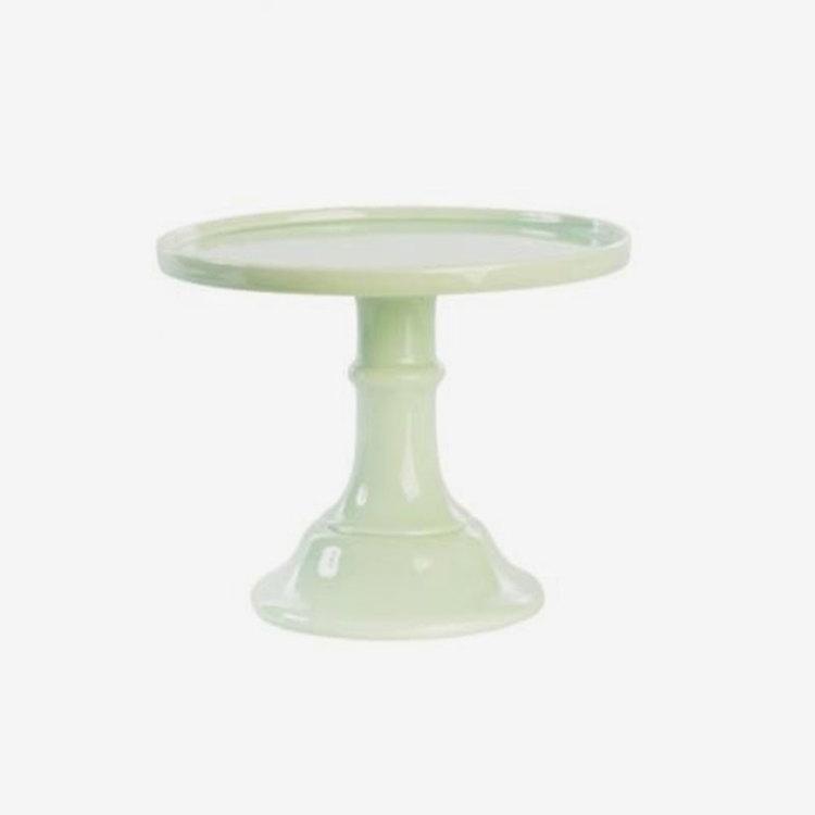 Tårtfat Keramik - Mint