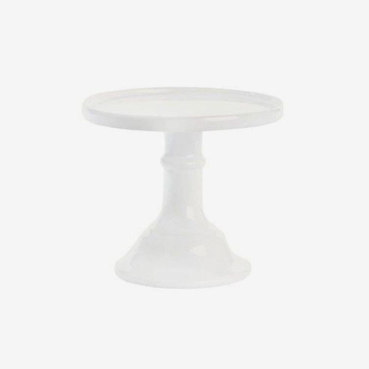 Tårtfat Keramik - Vit