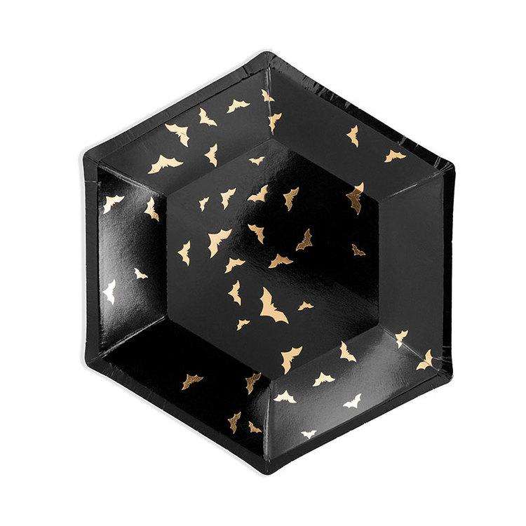 Tallrikar - Fladdermöss