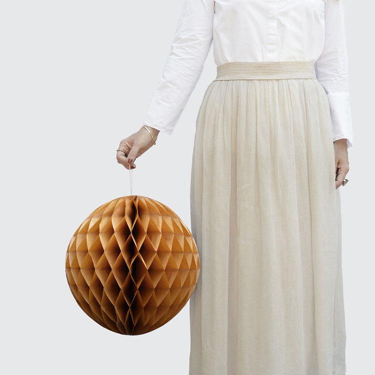 Honeycombs - Ochre