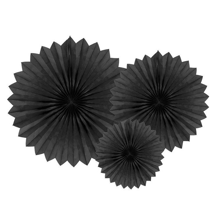 Pinwheel - Svart