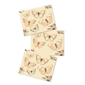 Paper Friends Butterflies -  Mrs Mighetto