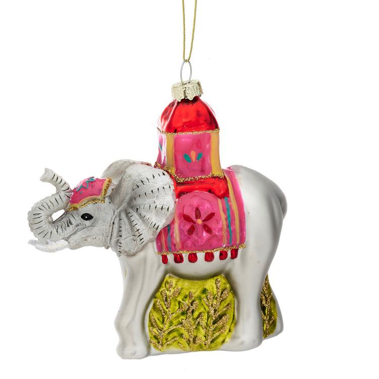 Julgranskula - Elefant