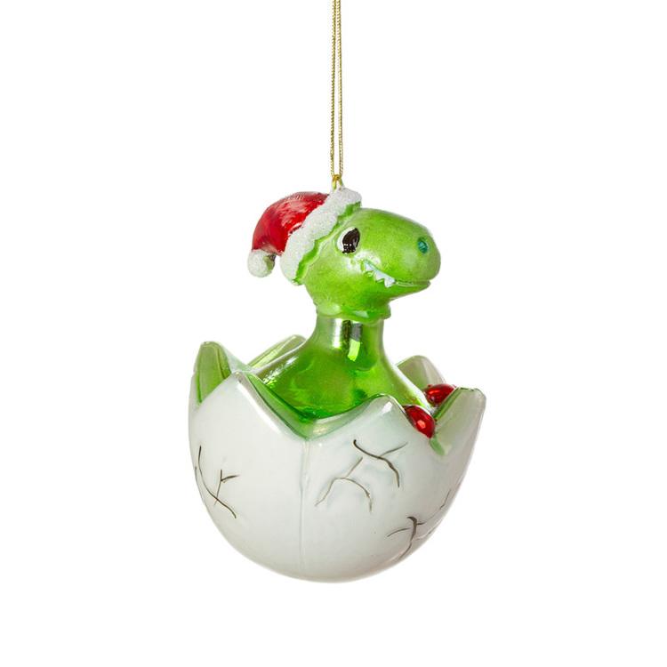 Julgranskula - Baby Dinosaur