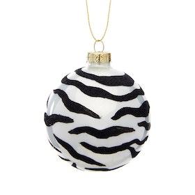 Julgranskula - Zebra