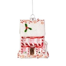 Julgranskula - Magiskt Pepparkakshus