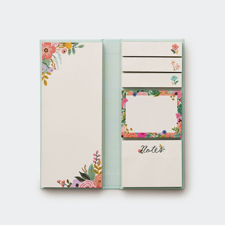 Anteckningsblock - Sticky Notes - Garden