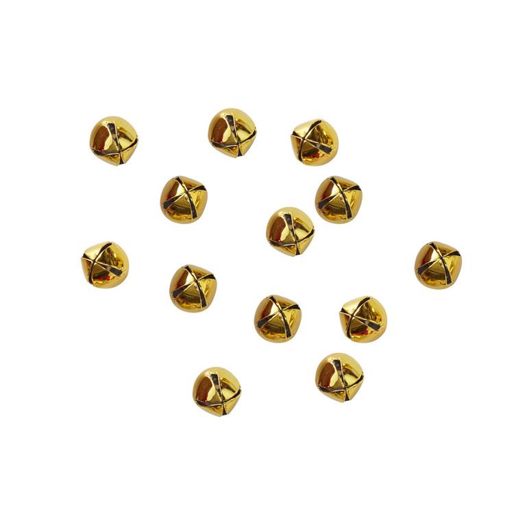 Konfetti - Bjällror - Guld