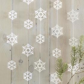 Girlang - Snowflake - Vit