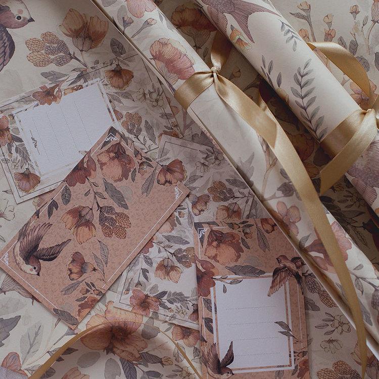 10-pack etiketter - Iris & Sixten - Mrs Mighetto