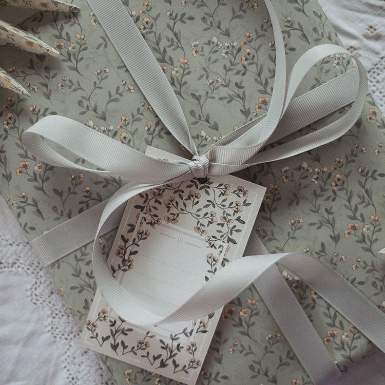 Presentpapper 4 pack - Mrs Mighetto