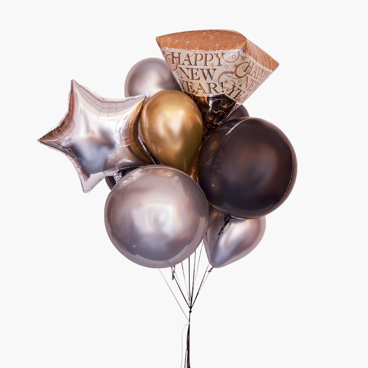 Ballongbukett - New Year dreams