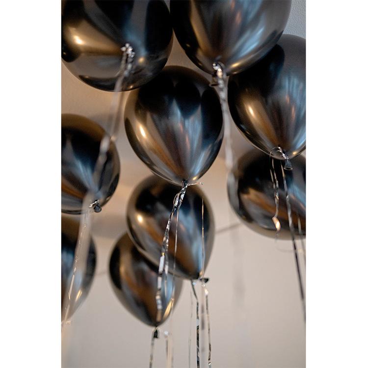 Heliumballonger med fransar
