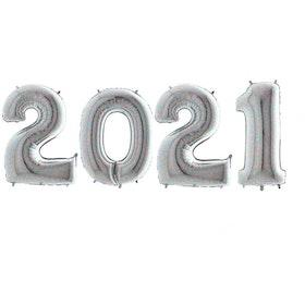 Sifferballonger 2021 - Holografisk