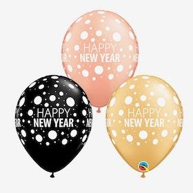 Ballonger - New Year Dots