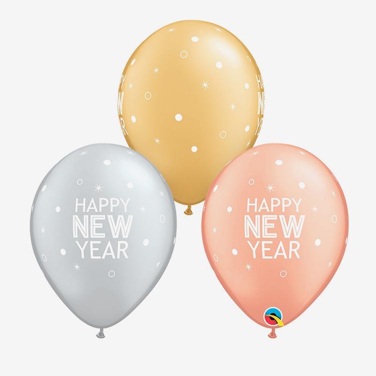 Ballonger - New Year Sparkle