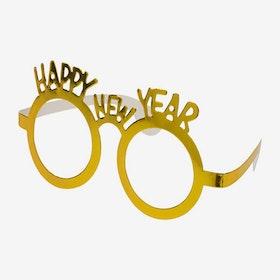 Glasögon - Happy New Year