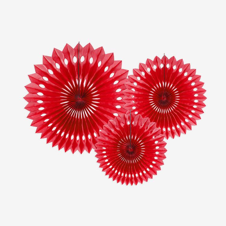 Pinwheel - Röd