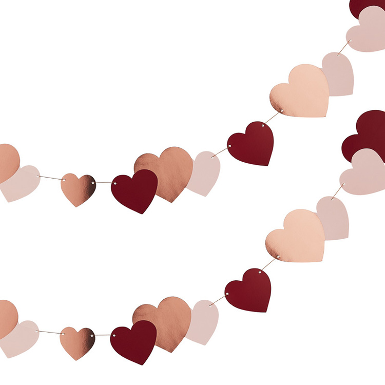 Girlang - Hjärta - Valentine