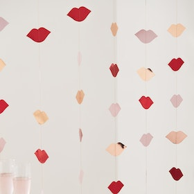 Backdrop - Lips - Valentine