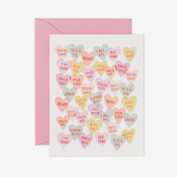 Kort - Sweethearts