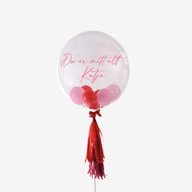Ballongbukett - Bubbla Personlig