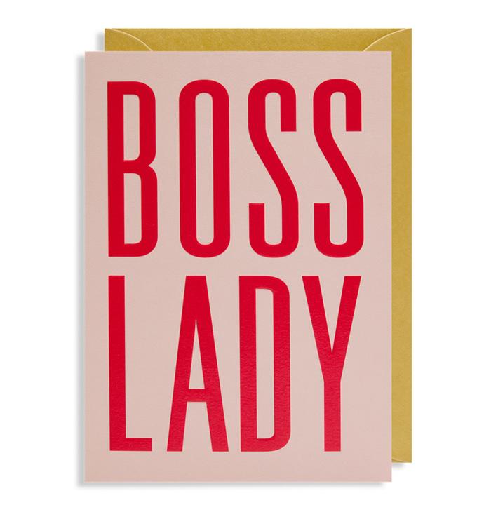 Kort - Boss Lady