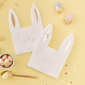 Servetter - Easter Bunny