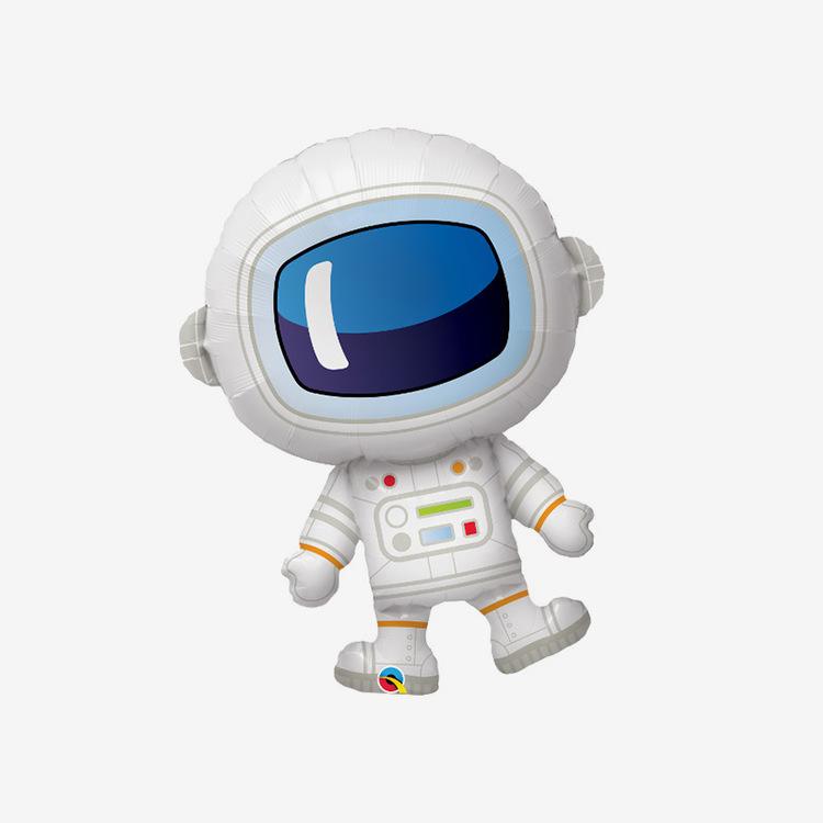 Heliumfylld ballong - Astronaut