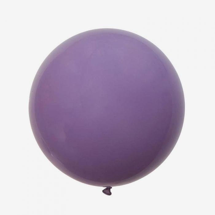 Heliumfylld Jätteballong - Lila