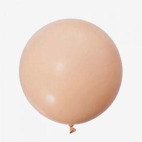 Heliumfylld Jätteballong - Blush