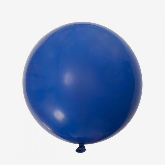 Heliumfylld Jätteballong - Blå