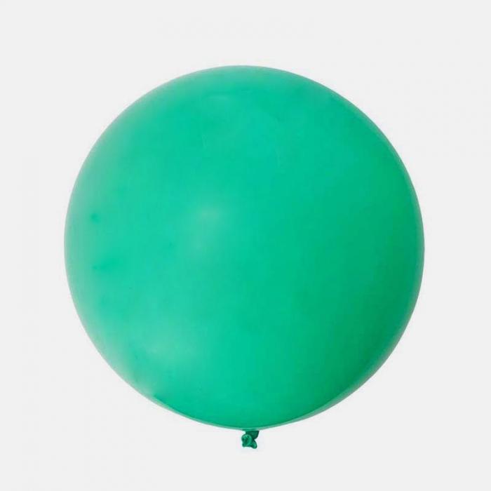Heliumfylld Jätteballong - Vintergrön