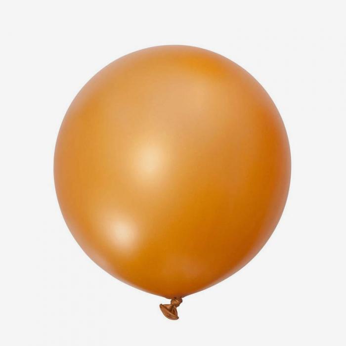 Heliumfylld Jätteballong - Guld