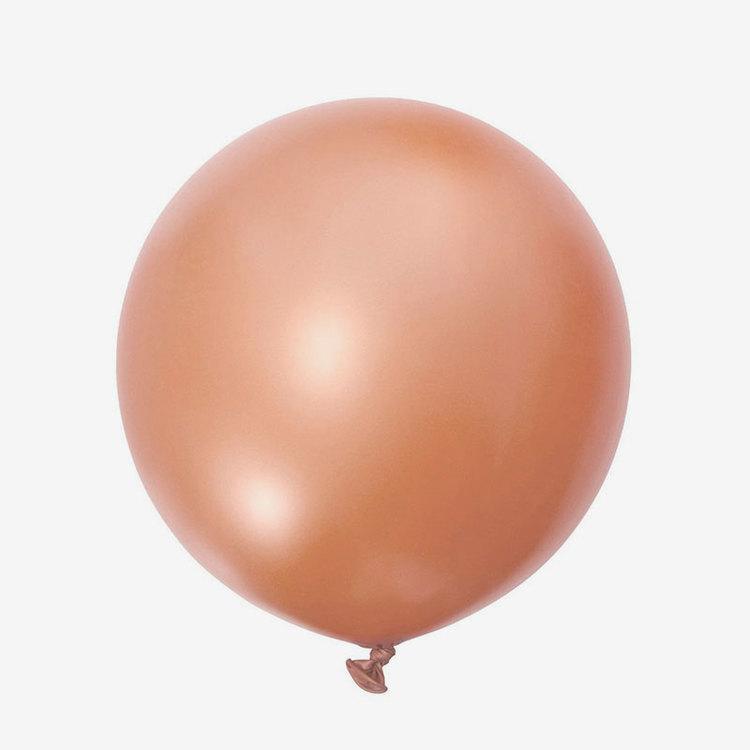 Heliumfylld Jätteballong - Rosé