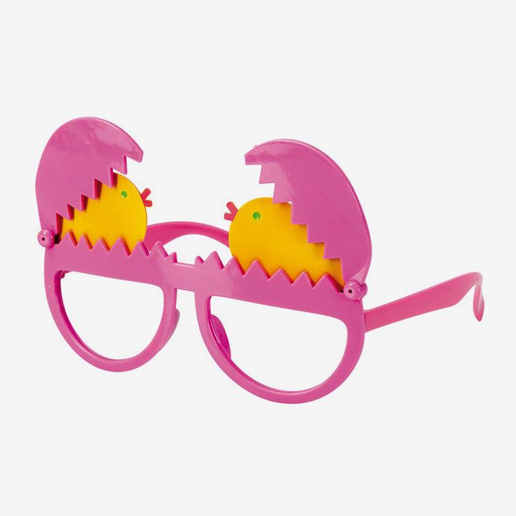 Roliga glasögon - Kycklingar