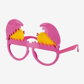 Glasögon - Kycklingar