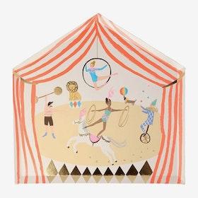 Tallrikar - Circus Parade