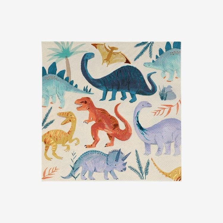 Servetter - Dinosaur Kingdom