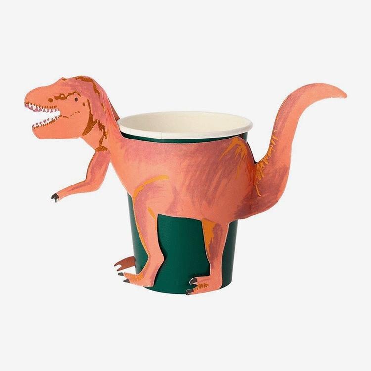 Muggar - T-rex