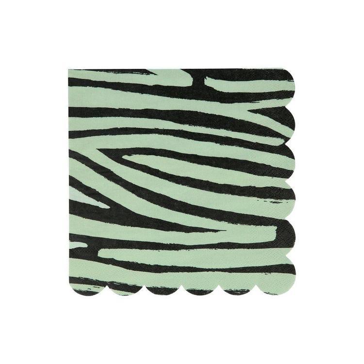 Servetter - Safari - Animal Print