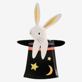 Tallrikar - Magic Bunny
