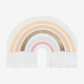 Servetter - Happy Everything - Rainbow